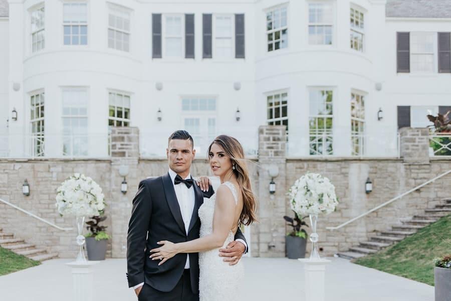 Wedding at Harding Waterfront Estate, Mississauga, Ontario, The Love Studio, 18
