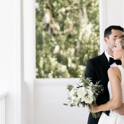 Naturally Captured featured in Julie and Darren's Perfect Summer Wedding at the Royal Canadi…