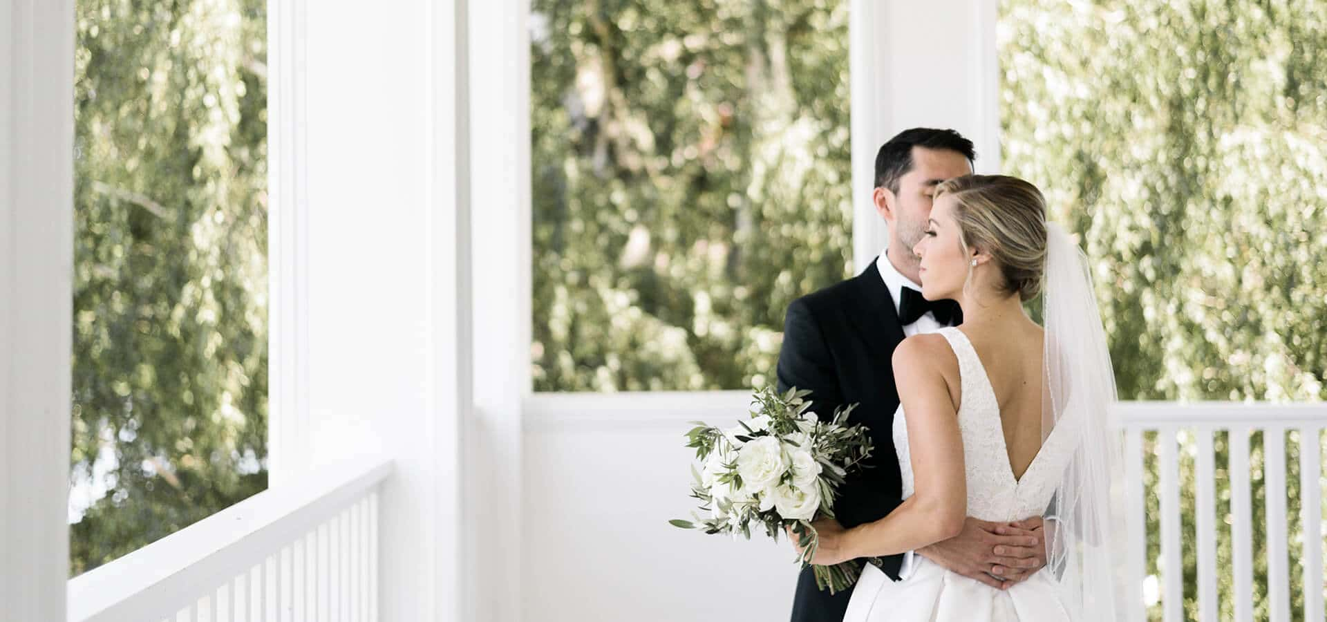 Hero image for Julie and Darren's Perfect Summer Wedding at the Royal Canadian Yacht Club