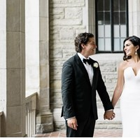 Samantha and Adam's Dream Wedding at Casa Loma