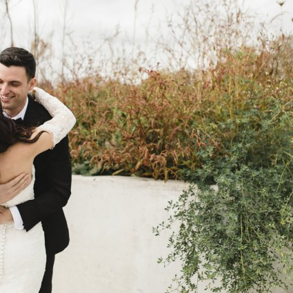 Thumbnail for Carly and Jordan's Elegant Garden Affair at The Symes