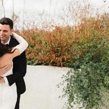 Carly and Jordan's Elegant Garden Affair at The Symes