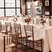 Nicole and Nate's Ultra Sweet Wedding at the Storys Building