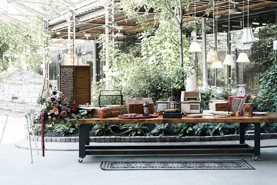 lbl and drake catering present evergreen brick works pop up chapel, 4