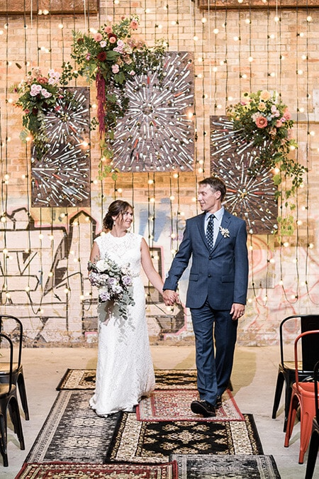 lbl and drake catering present evergreen brick works pop up chapel, 38