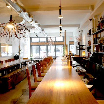 Boehmer Restaurant featured in Part II: 15 Toronto Restaurants for your Upcoming Office Holi…