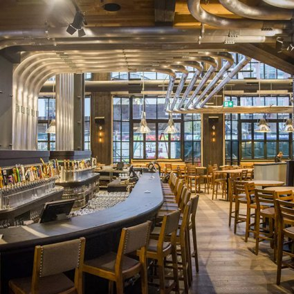 CRAFT Beer Market featured in Part II: 15 Toronto Restaurants for your Upcoming Office Holi…