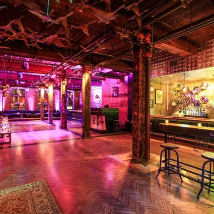 The Everleigh featured in Top 10 Toronto Nightclubs and Lounges Perfect for your Corpor…