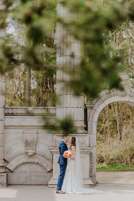 Wedding at The Guild Inn Estate, Toronto, Ontario, Jessilynn Wong Photography, 5