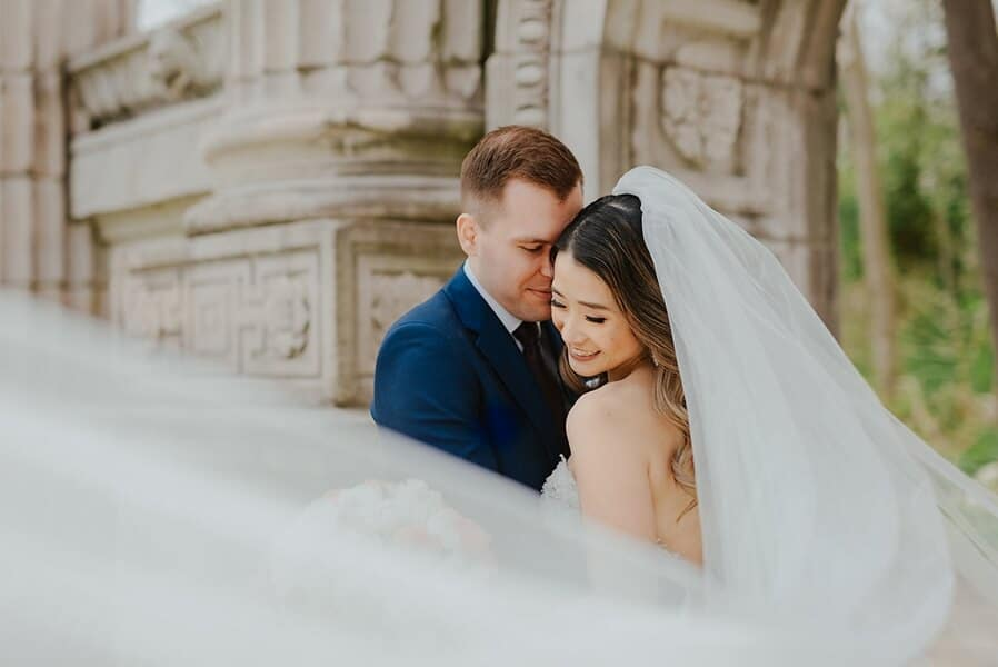 Wedding at The Guild Inn Estate, Toronto, Ontario, Jessilynn Wong Photography, 7