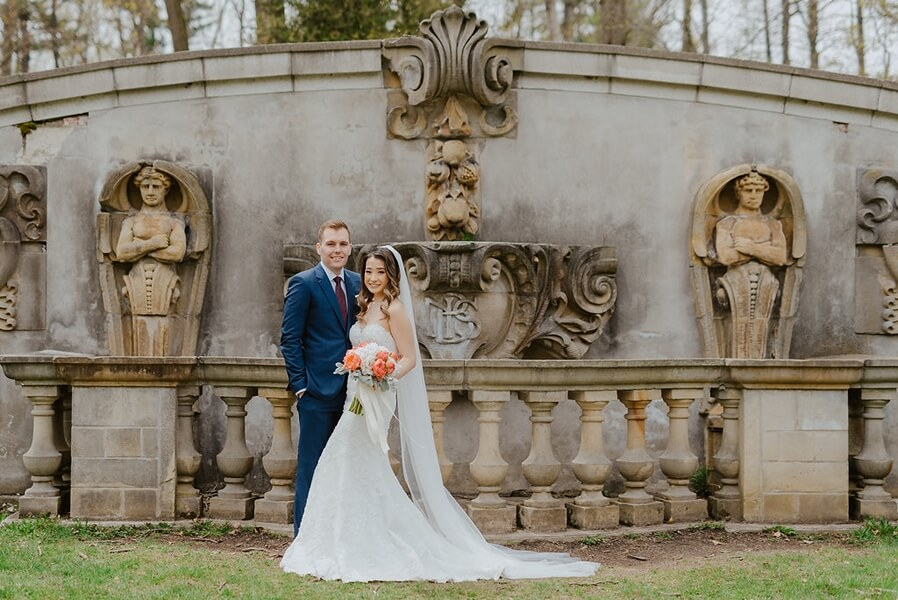 Wedding at The Guild Inn Estate, Toronto, Ontario, Jessilynn Wong Photography, 9