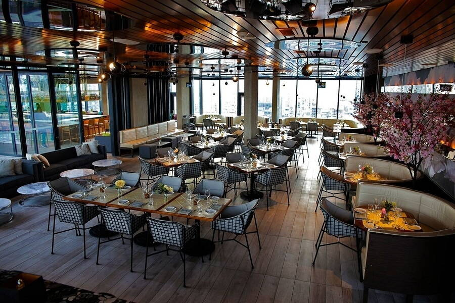 night clubs perfect for corporate event, 1