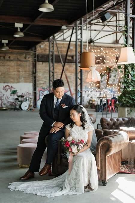 lbl and drake catering present evergreen brick works pop up chapel, 28