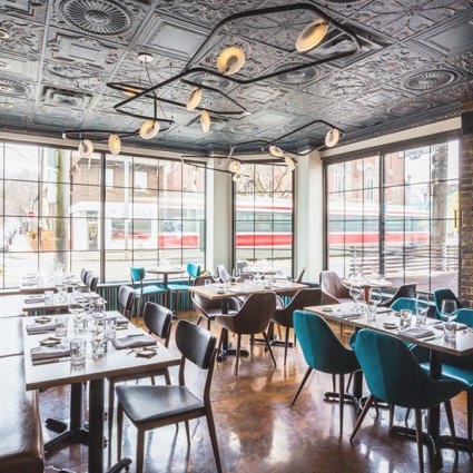 Noce Restaurant featured in Part II: 15 Toronto Restaurants for your Upcoming Office Holi…