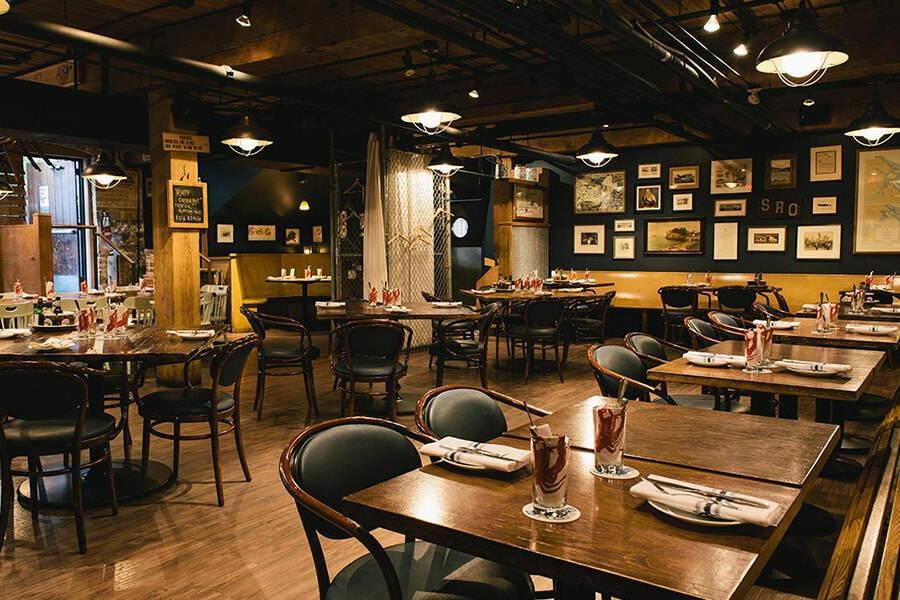 toronto restaurants
