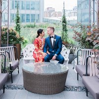 Tera and Michael's Classically Beautiful Wedding at the Shangri-La, Toronto