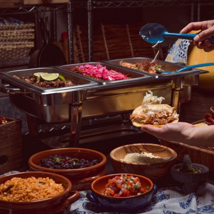 Santo Pecado Mexican Catering featured in 2018 Fall Catering Trends from Toronto's Top Catering Companies!