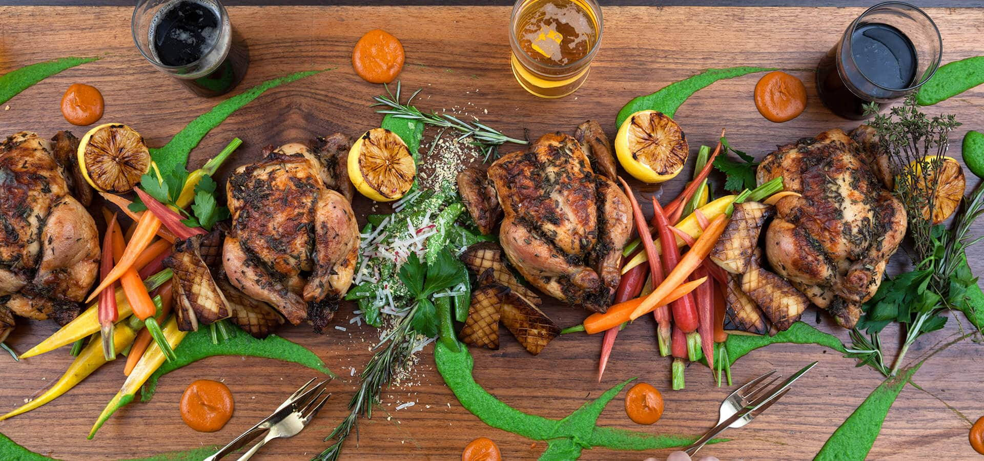 Hero image for 2018 Fall Catering Trends from Toronto's Top Catering Companies!