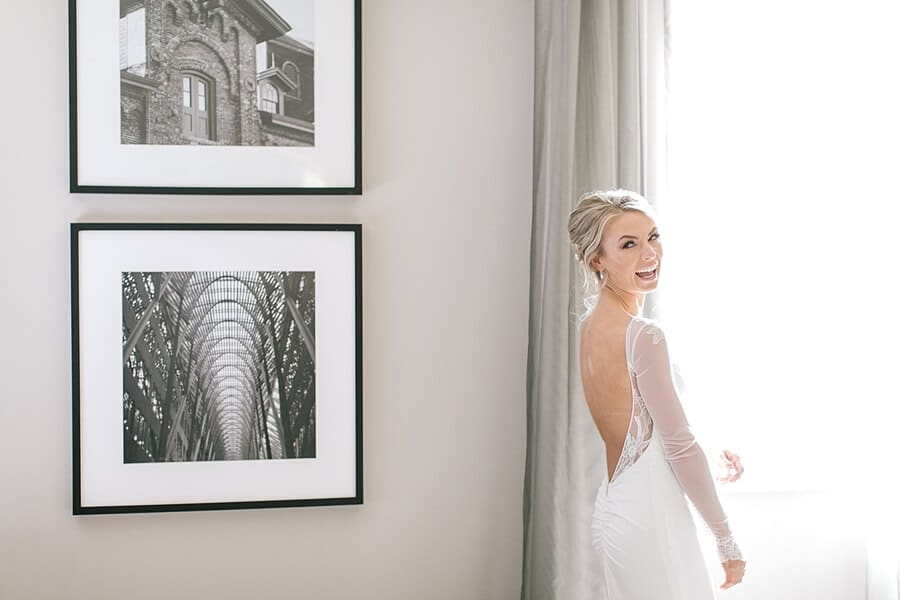 Wedding at Berkeley Church & Field House, Toronto, Ontario, Tamara Lockwood, 5