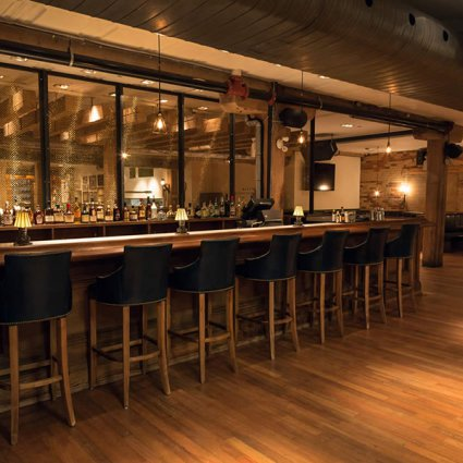 The Citizen Restaurant + Bar featured in Part II: 15 Toronto Restaurants for your Upcoming Office Holi…