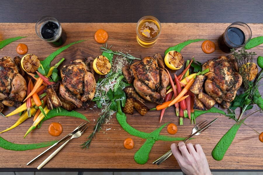 2018 fall catering trends from torontos top catering companies, 14
