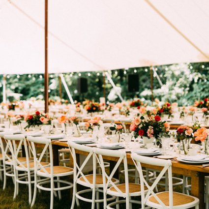 Warehouse 84 featured in Emily and Jeff's Stunning Willowbank Wedding