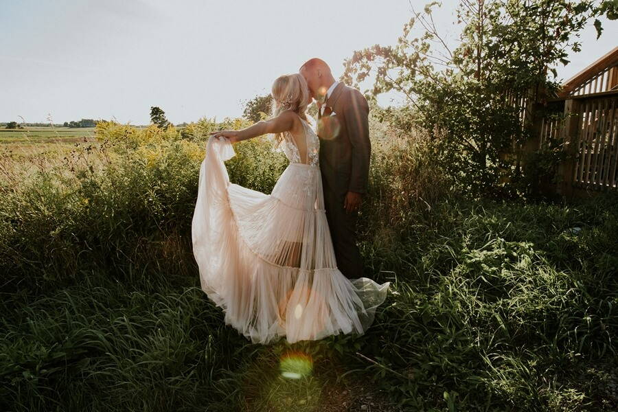 Wedding at Earth To Table Farm, Toronto, Ontario, Amos Photography, 23