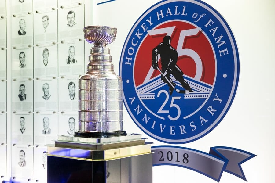 hockey hall of fame industry night, 19