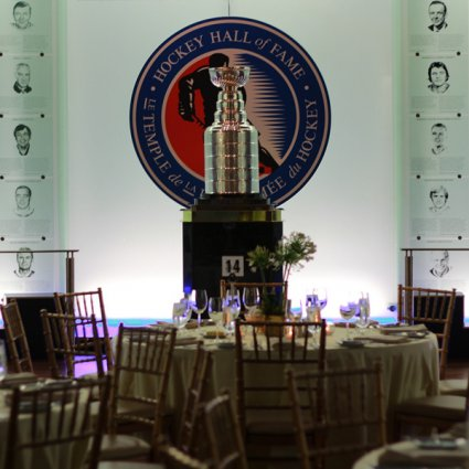 Hockey Hall of Fame featured in 15 Toronto Landmark Venues You Probably Didn't Know Host Events