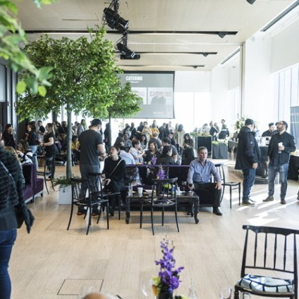 Divine Furniture Rentals featured in The 2018 Toronto Catering Showcase: Presented by EventSource.ca