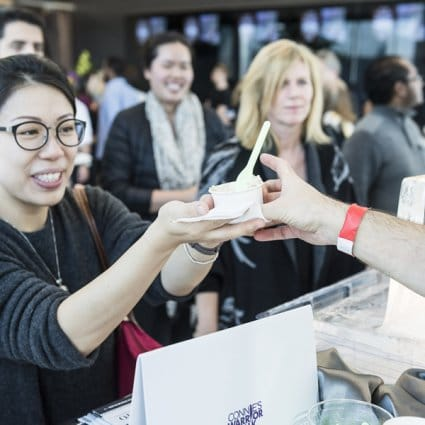 Love Gelato featured in The 2018 Toronto Catering Showcase: Presented by EventSource.ca