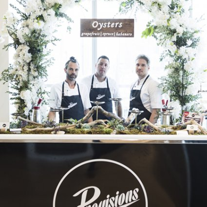 ProvisionsTO featured in The 2018 Toronto Catering Showcase: Presented by EventSource.ca