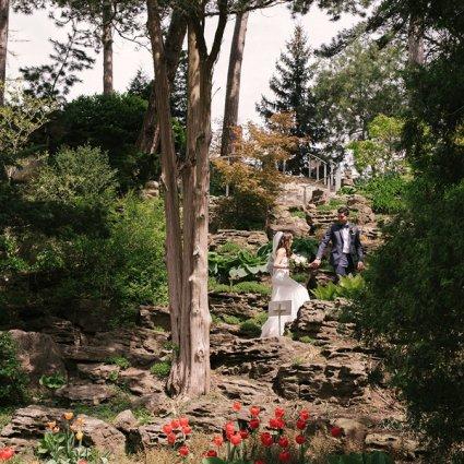 LaSalle Banquet Centre featured in Summer and Dakota's Romantic Wedding at LaSalle Banquet Centre