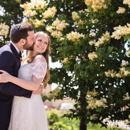 Thumbnail for Samara & Eli's Classically Elegant Wedding at Bellvue Manor