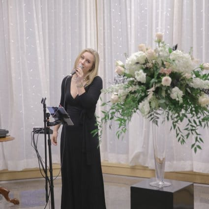 ONQ Live Entertainment featured in A 2018 Wedding Open House at Alderlea