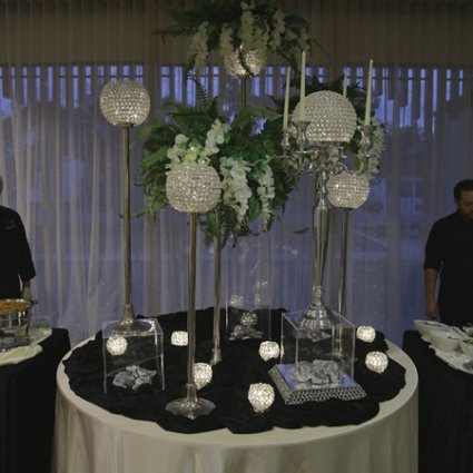Feast Your Eyes featured in A 2018 Wedding Open House at Alderlea