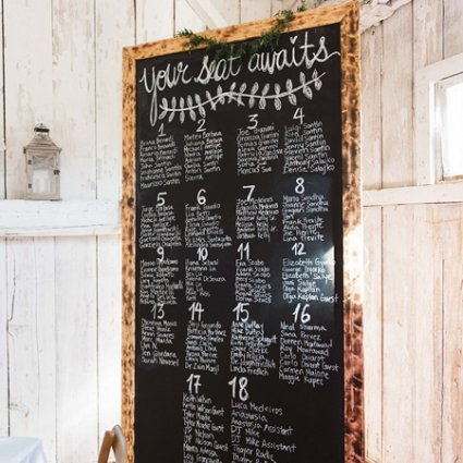 Luca Medeiros Events featured in Diana and Anthony's Rustic Wedding at Rainbow Valley Wedding …