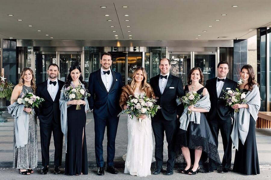 Wedding at York Mills Gallery, Toronto, Ontario, Purple Tree Wedding Photography, 20