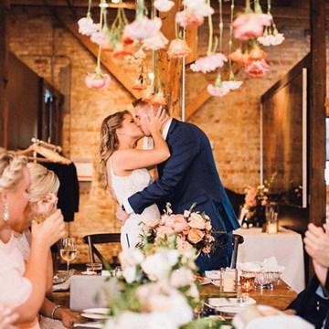 Kim and Karlis' Gorgeous Archeo Wedding