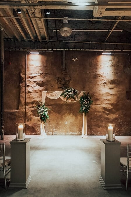 fermenting cellar wedding