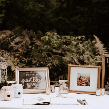 The Event Design Co. featured in Desiree and Matt's Romantic Wedding at Sir William Mackenzie Inn