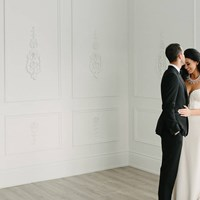 Alexa and Nick's Elegant Wedding at Chateau Le Parc