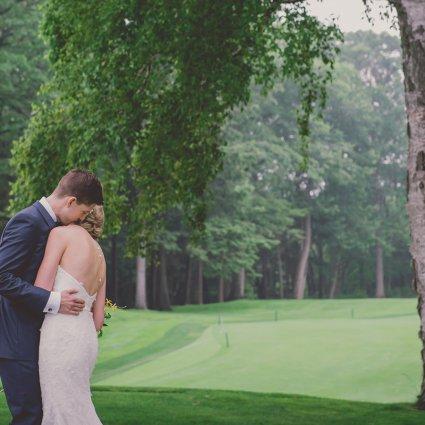 Thumbnail for Stephanie & Raymond's Whimsical Wedding at Toronto Hunt Club