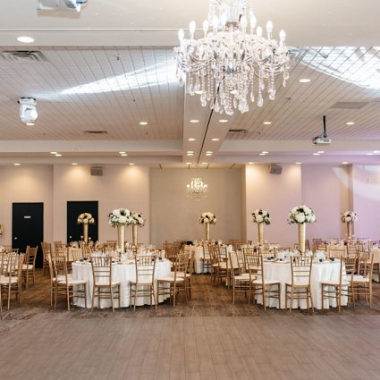 The Manor featured in High School Sweethearts Amanda and Pat Tie the Knot at The Manor