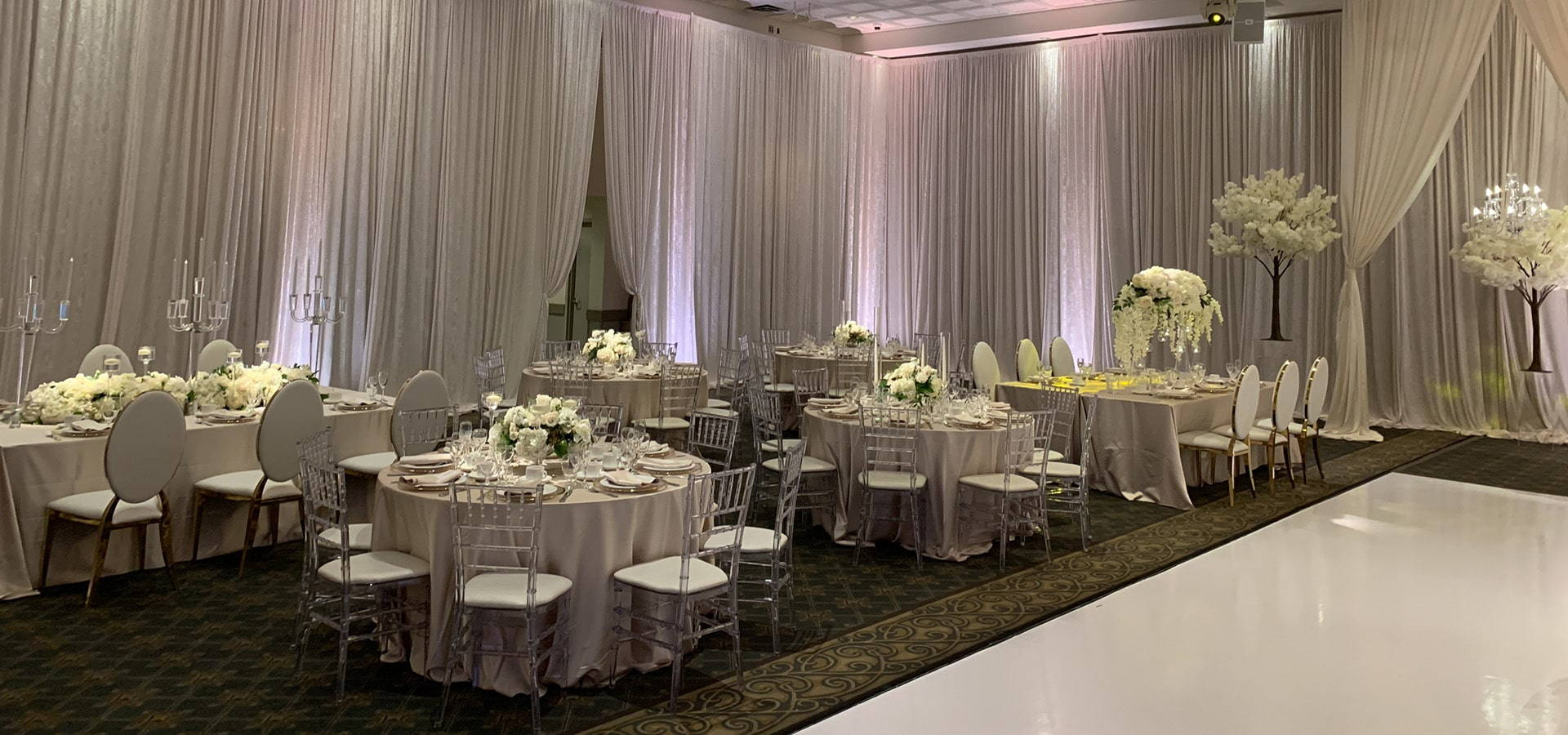 Hero image for 15 Beautiful Banquet Halls in Mississauga