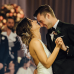 Susan and Robert's Elegant Winter Wedding at Chateau Le Parc