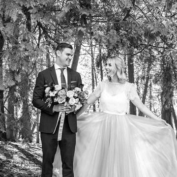 Alli and Jason's Sweet Elora Mill Wedding