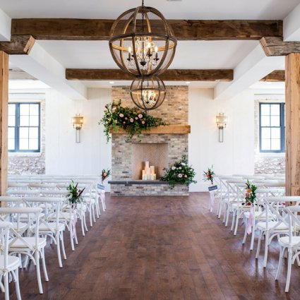 Elora Mill Hotel & Spa featured in Alli and Jason's Sweet Elora Mill Wedding