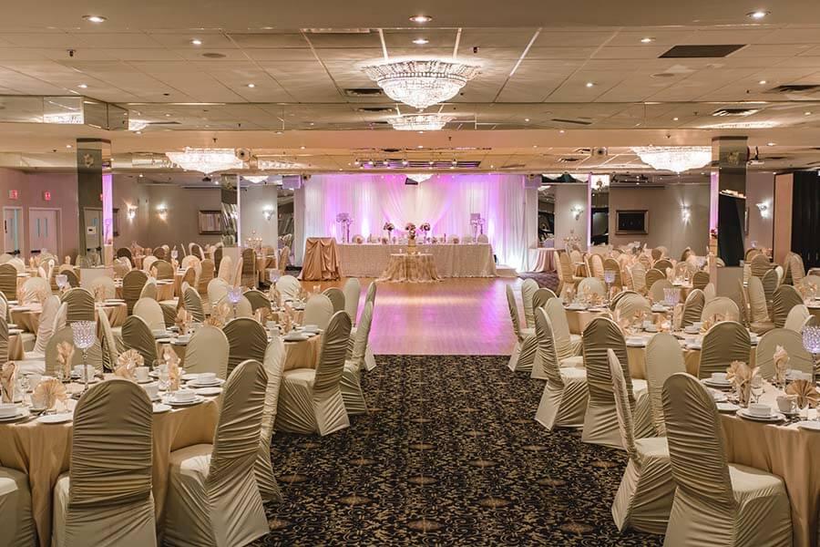 Mississauga banquet halls