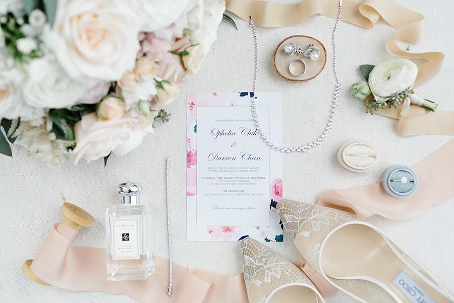 Wedding at Grand Luxe Event Boutique, Toronto, Ontario, Revel Photography, 1